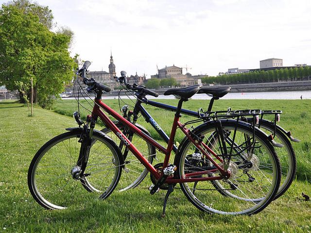 Fahrradverleih Fahrrad Mieten In Dresden Bei Elberad