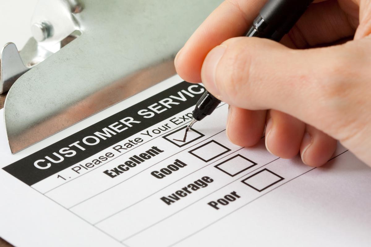 Kundenumfrage