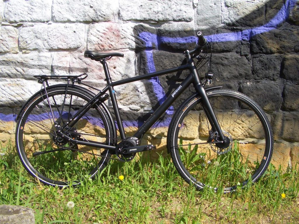 Mit Pinion Getriebe, MTB Cycletech