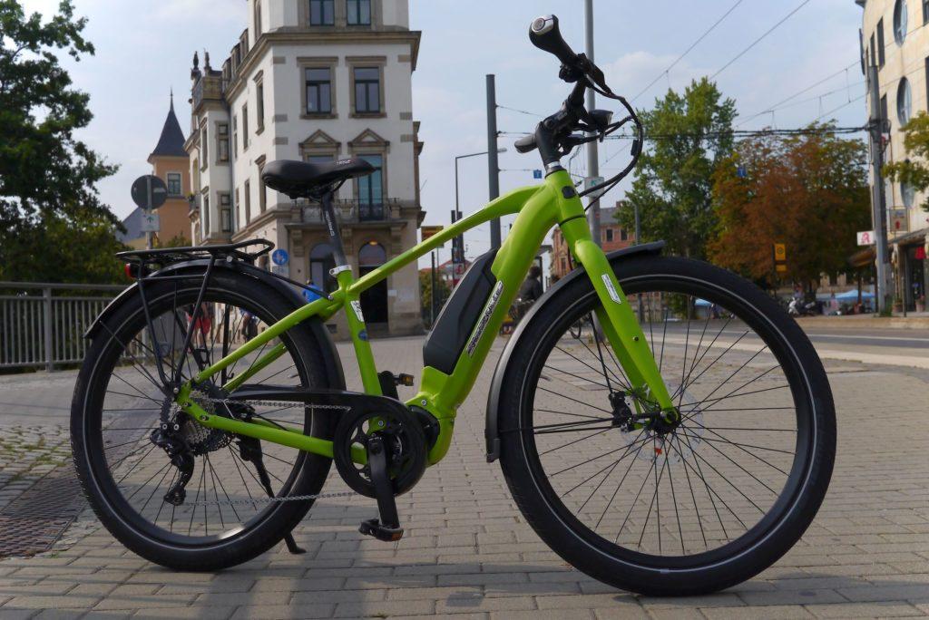 E-Bike VDV AES 900